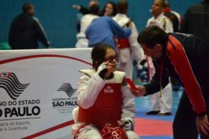 Valeska Lopez 1° Lugar Combate individual