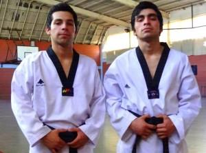 Jonathan y Pablo Farias. TKDance 2013. FotografÍa: Camila Murúa.